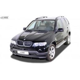 Lame de pare choc avant VARIO-X pour BMW X5 E53 2003 +