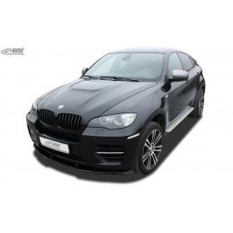 Lame de pare choc avant VARIO-X pour BMW X6 E71 (incl. M50)