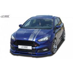 Lame de pare choc avant VARIO-X pour FORD Focus 3 ST Facelift (2015+)