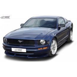 Lame de pare choc avant VARIO-X pour FORD Mustang V (2004-2009)