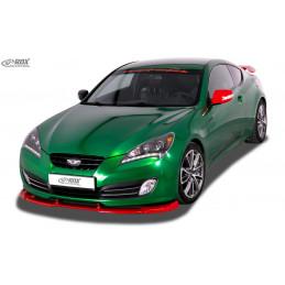 Lame de pare choc avant VARIO-X pour HYUNDAI Genesis coupé 2008-2012