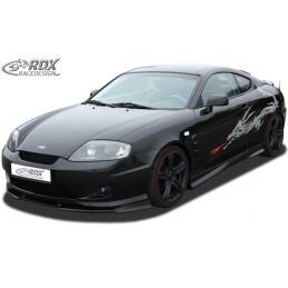 Lame de pare choc avant VARIO-X pour HYUNDAI coupé GK 2005-2007