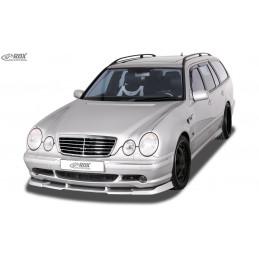 Lame de pare choc avant VARIO-X pour MERCEDES classe E W210 AMG 1999-2002