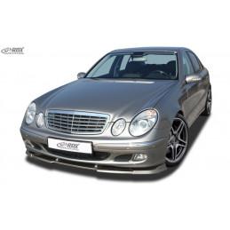 Lame de pare choc avant VARIO-X pour MERCEDES Classe E W211-2006 Classic / Elegance