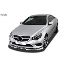 Lame de pare choc avant VARIO-X pour MERCEDES classe E Cabrio A207 / coupé C207 2013 +