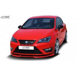 Lame de pare choc avant VARIO-X pour SEAT Ibiza 6J Cupra Facelift 04/2012 +