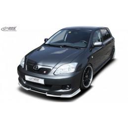 Lame de pare choc avant VARIO-X pour TOYOTA Corolla E12 TS (2004-2007)