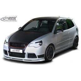 Lame de pare choc avant VARIO-X pour VW Polo 9N3 2005 + GTI Cup Edition
