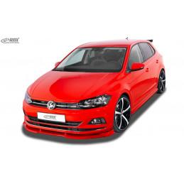 Lame de pare choc avant VARIO-X pour VW Polo 2G