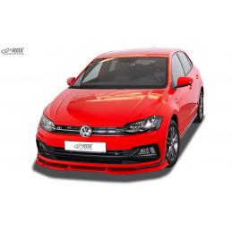 Lame de pare choc avant VARIO-X pour VW Polo 2G R-Line & GTI