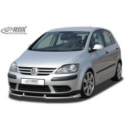 Lame de pare choc avant VARIO-X pour VW Golf Plus (-2008)