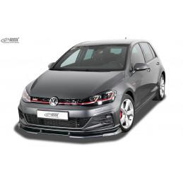 Lame de pare choc avant VARIO-X pour VW Golf 7 GTI / GTD / GTE lifting 2017 +
