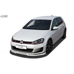 Lame de pare choc avant VARIO-X pour VW Golf 7 GTI / GTD