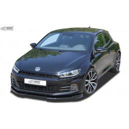 Lame de pare choc avant VARIO-X pour VW Scirocco 3 (2014+)