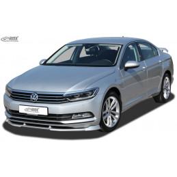 Lame de pare choc avant VARIO-X pour VW Passat 3G B8 (-2019)