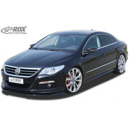 Lame de pare choc avant VARIO-X pour VW Passat CC R-line -2012