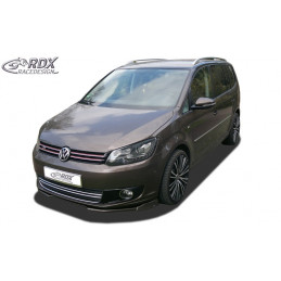 Lame de pare choc avant VARIO-X pour VW Touran 1T1 lifting 2011 + / Caddy 2011 +