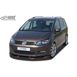 Lame de pare choc avant VARIO-X pour VW Sharan 7N 2010 +