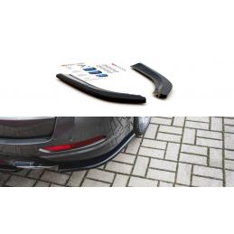 LAMES DE PARE-CHOCS ARRIÈRE LATÉRALES FORD S-MAX VIGNALE MK2 FACELIFT