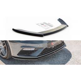 LAME DU PARE-CHOCS AVANT V.4 SEAT LEON CUPRA / FR MK3 FL
