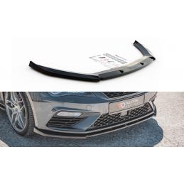 LAME DU PARE-CHOCS AVANT V.6 SEAT LEON CUPRA / FR MK3 FL