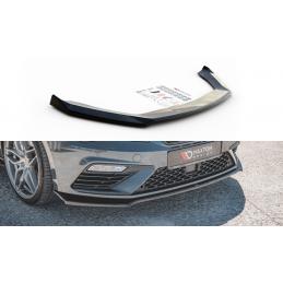 LAME DU PARE-CHOCS AVANT V.7 SEAT LEON CUPRA / FR MK3 FL