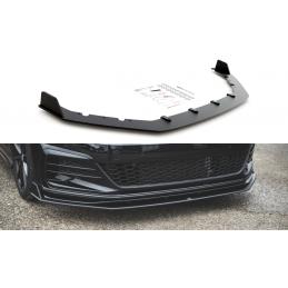 SPORT DURABILITÉ LAME DU PARE-CHOCS AVANT / SPLITTER VW GOLF 7 GTI TCR
