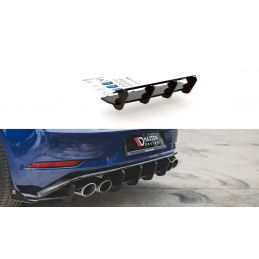 SPORT DURABILITÉ CENTRAL DIFFUSEUR ARRIERE VW GOLF 7 R FACELIFT