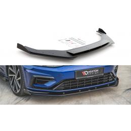 SPORT DURABILITÉ LAME DU PARE-CHOCS AVANT + FLAPS VW GOLF 7 R FACELIFT