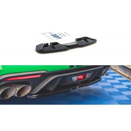 CENTRAL ARRIERE SPLITTER FORD MUSTANG GT MK6 FACELIFT