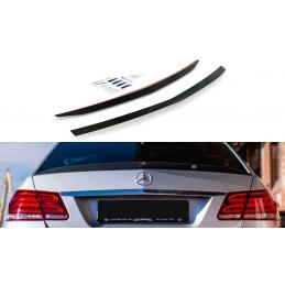 SPOILER CAP MERCEDES-BENZ E63 AMG SEDAN W212 FACELIFT