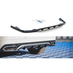 CENTRAL ARRIERE SPLITTER (AVEC UNE BARRE VERTICALE) VOLVO XC60 MK2 R-DESIGN