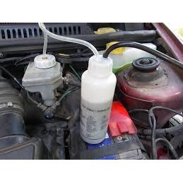 Vidange et remplacement du liquide de frein (hors liquide de frein)