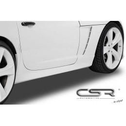 Jupes latérales pour Opel GT Roadster