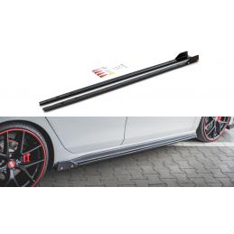 RAJOUTS DES BAS DE CAISSE V.2 VOLKSWAGEN GOLF 8 GTI / GTI CLUBSPORT