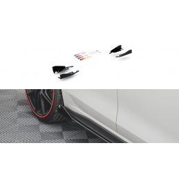 SIDE FLAPS VOLKSWAGEN GOLF 8 GTI / GTI CLUBSPORT