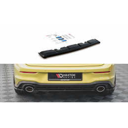 CENTRAL ARRIERE SPLITTER VOLKSWAGEN GOLF 8 GTI CLUBSPORT