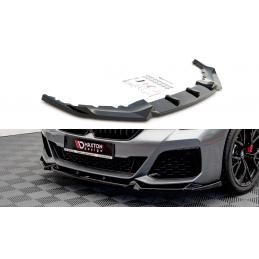 LAME DU PARE-CHOCS AVANT V.1 BMW 5 G30 FACELIFT M-PACK