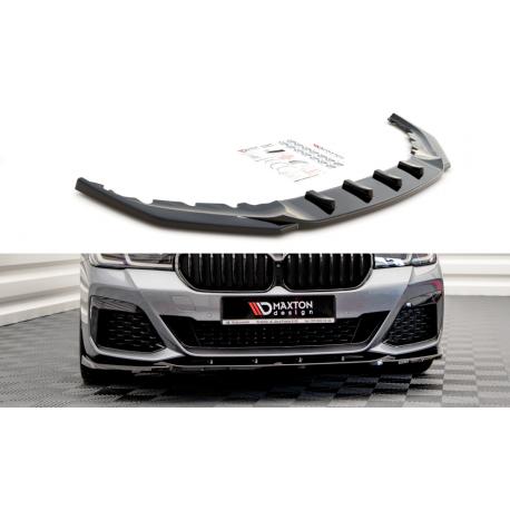 LAME DU PARE-CHOCS AVANT V.2 BMW 5 G30 FACELIFT M-PACK