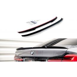 SPOILER CAP BMW 5 G30 FACELIFT M-PACK