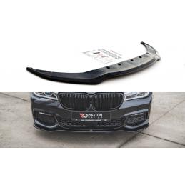 LAME DU PARE-CHOCS AVANT V.1 BMW 7 M-PACK G11