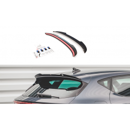SPOILER CAP SEAT LEON FR HATCHBACK MK4