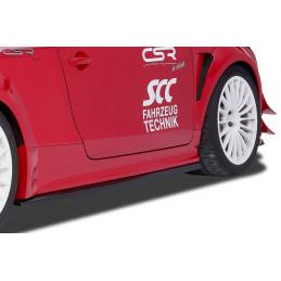 RAJOUTS DES BAS DE CAISSE Audi TT 8J