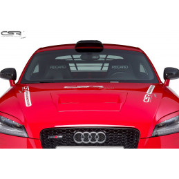 Prise d'air de toit d'entrée d'air pour Audi TT 8J Coupè