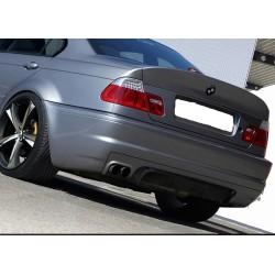 BECQUET / RAJOUT DU CAPOT BMW 3 E46 - 4 PORTES BERLINE M3 LOOK (pour peindre)