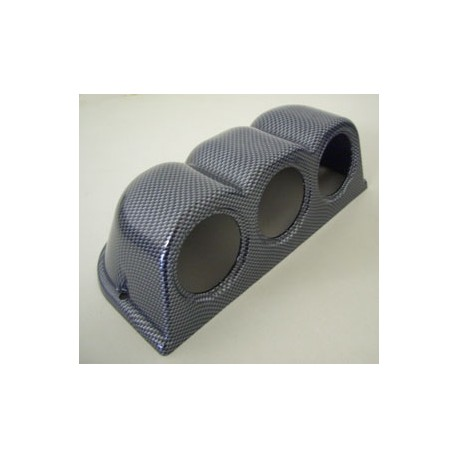 support pour 3 instruments 52 mm Look carbone