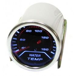 Manométre de température d'eau 52mm Tenzo Race