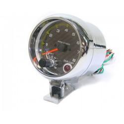 Tachymètre Performance + Shiftlight Carbon 3,5 pouces