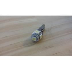 Ampoule T10 / W5W strobe Blanc xenon