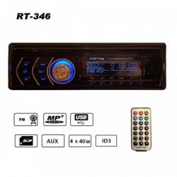 AUTORADIO MP3 USB SD ENTREE AUXILIAIRE 4x40W